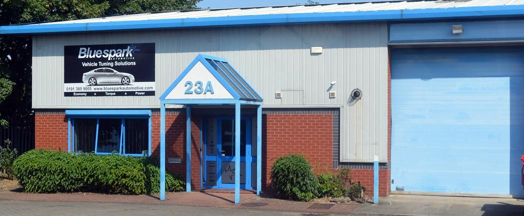 Bluespark Office